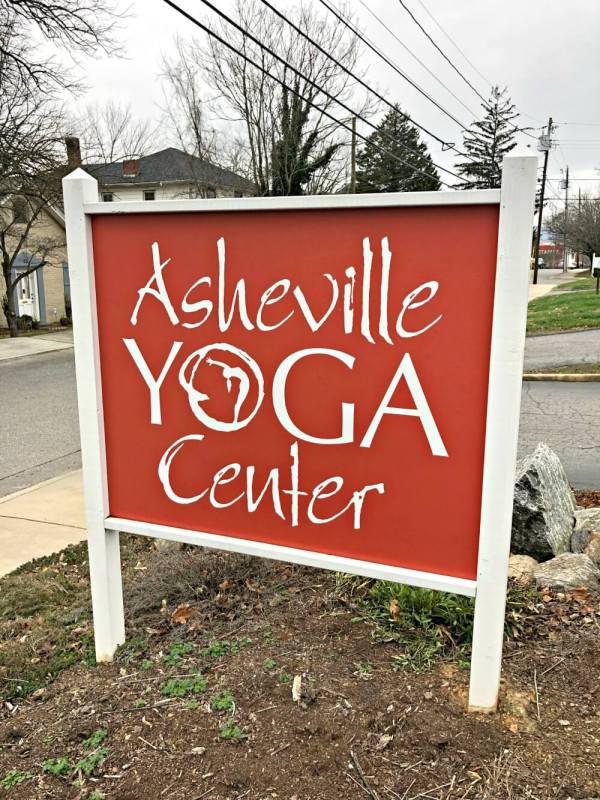 Asheville yoga center 300-hour yoga teacher training