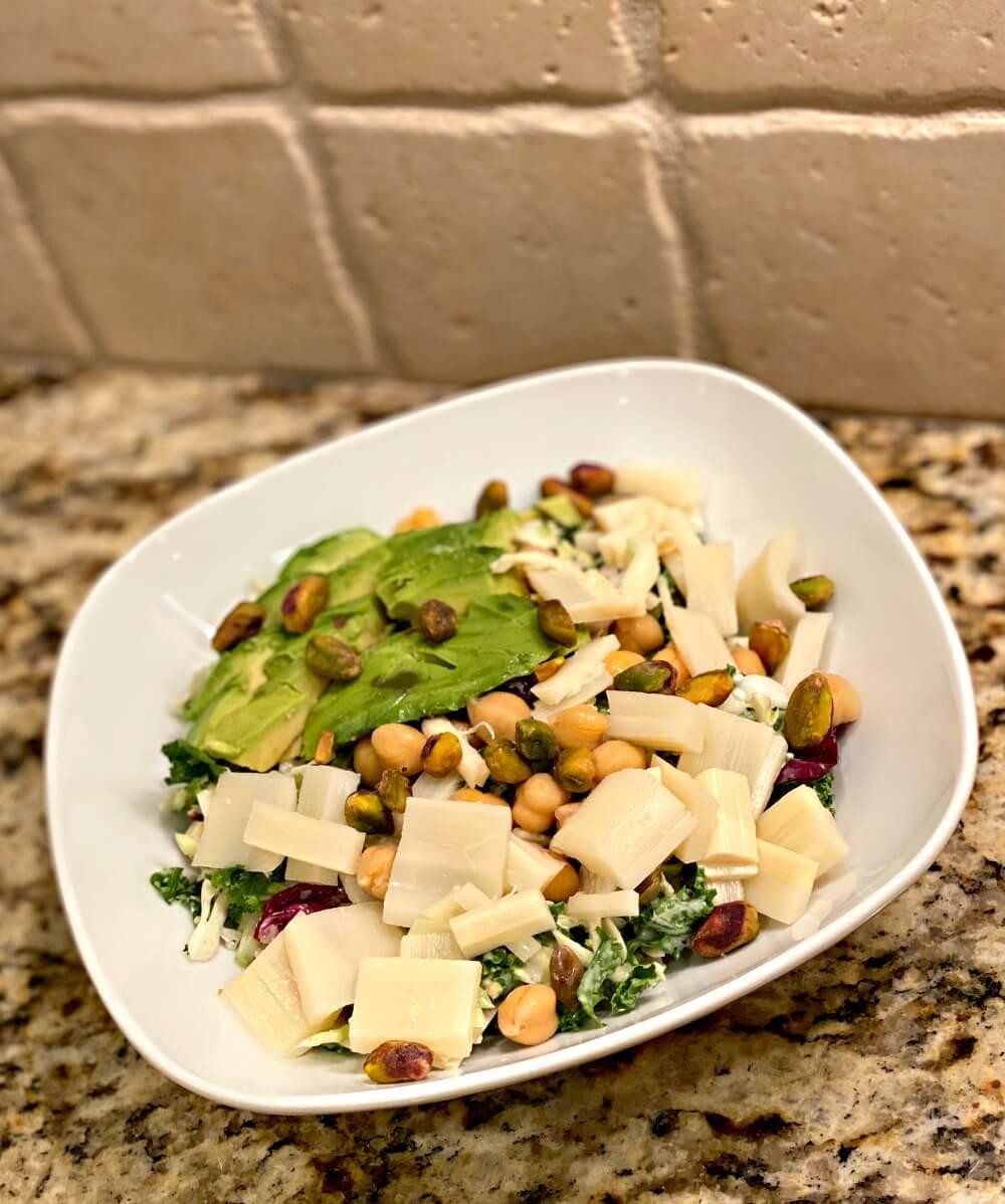 Whole Foods sweet kale chopped salad
