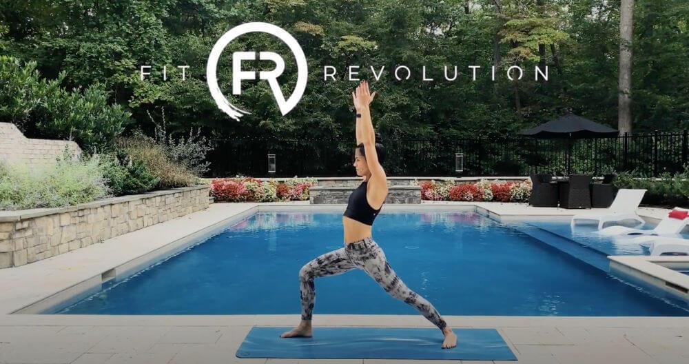 Fit Revolution Jen Eddins
