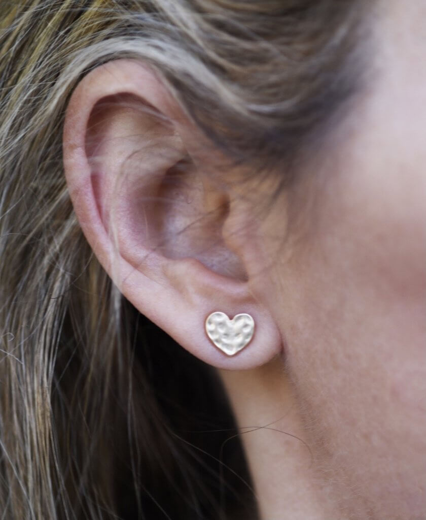 erin mcdermott heart earrings