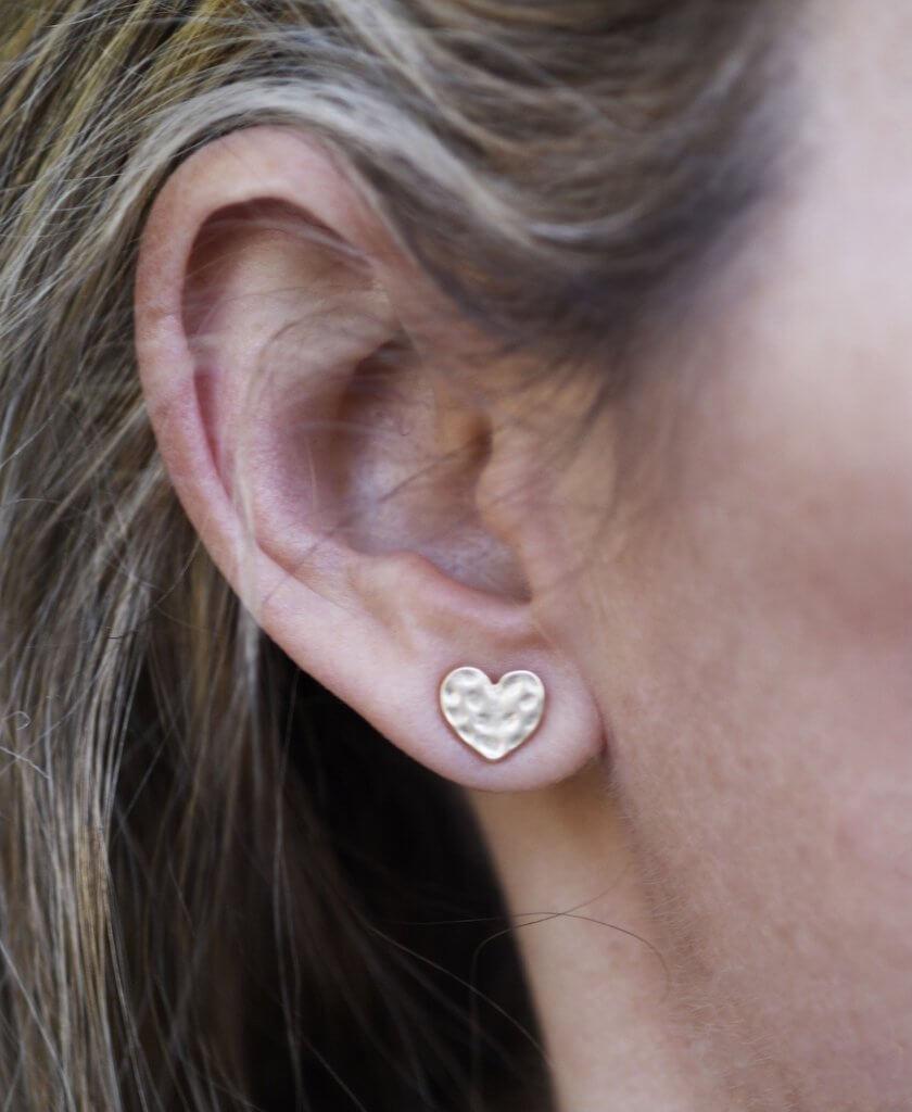 erin mcdermott heart earrings
