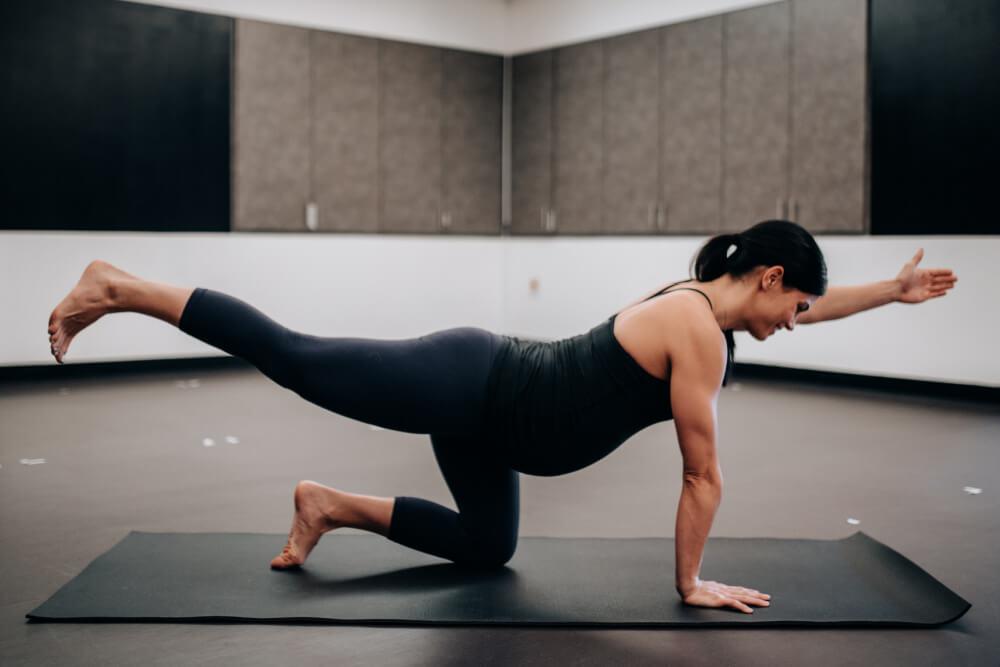 spinal balance pregnancy