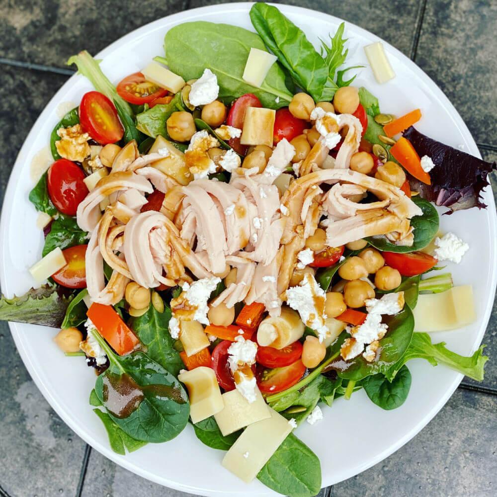 salad combination ideas