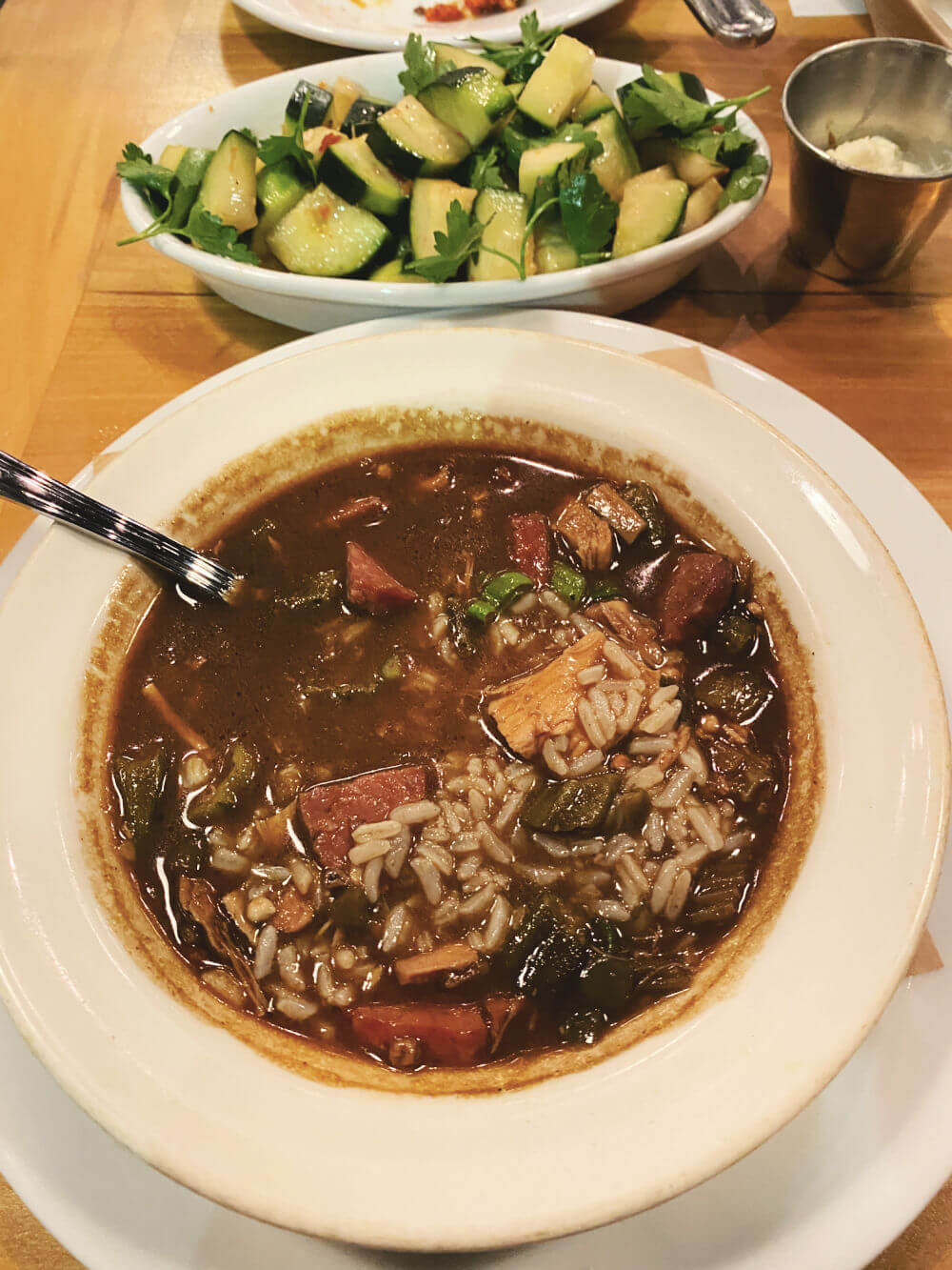 cochon New Orleans gumbo