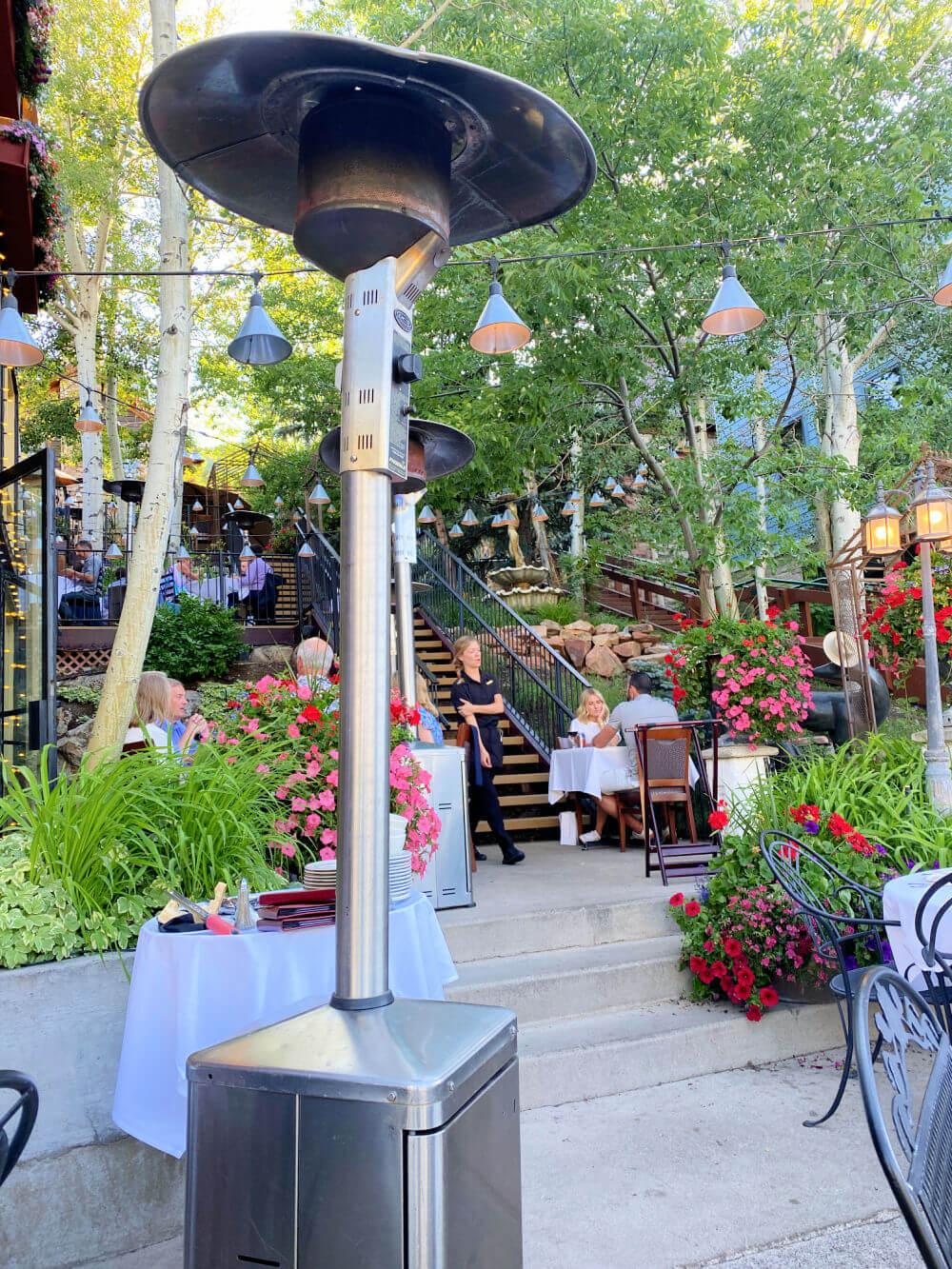 grappa park city patio
