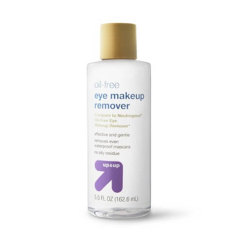 up and up oil free eye makeup remover