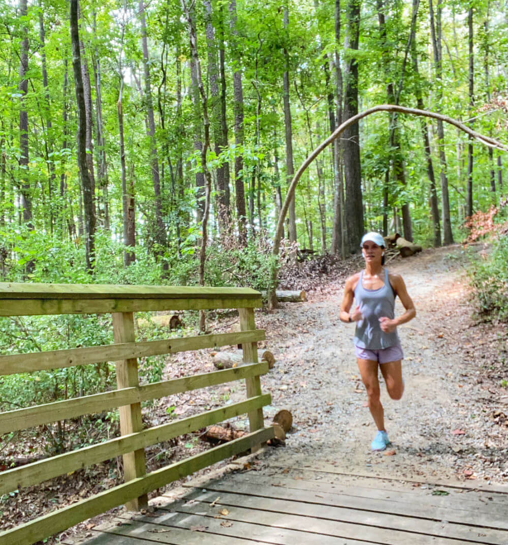 trail run Charlotte, nc