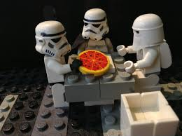 Star Wars and Pizza