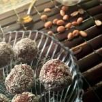 Chocolate Zucchini Balls