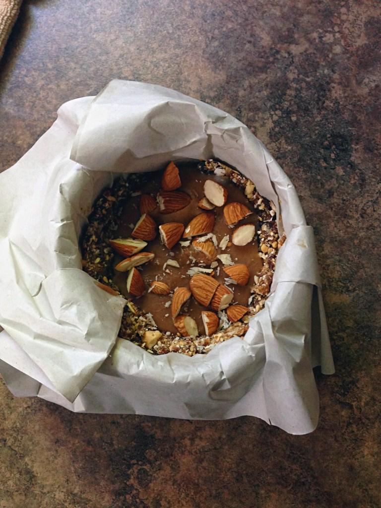 Almond Butter Pie