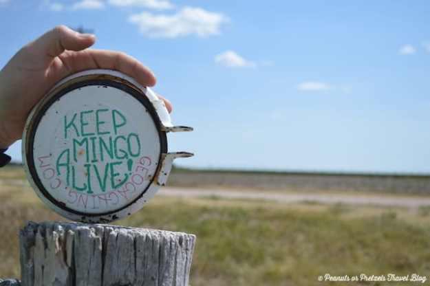 Keep Mingo Alive