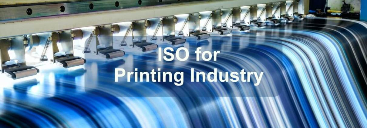 iso for printing industry