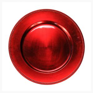 Red Chager Plate