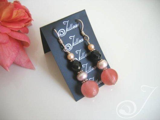 Cherry Pop Stick Earrings