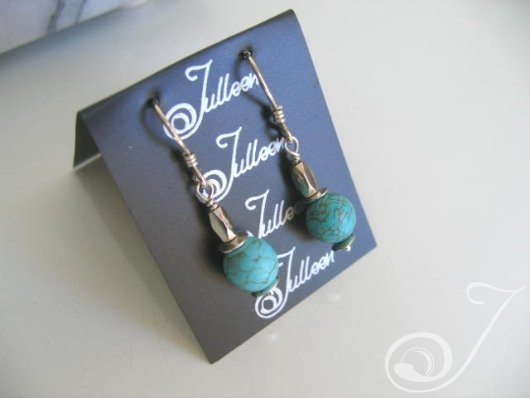 Libby Turquoise Earrings