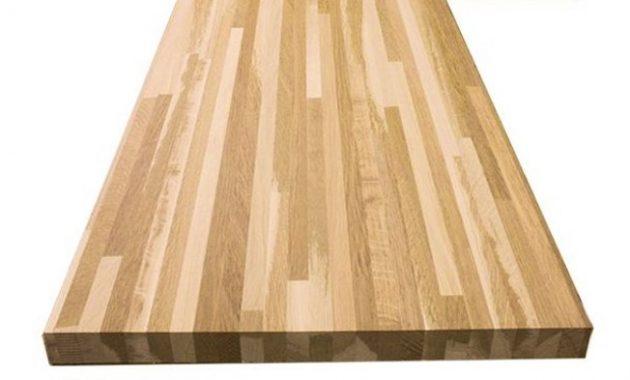 plan de travail castorama bois massif