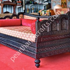 Office Sofa Set India Round Cushions Uk Indian Wooden For Home And Pearl
