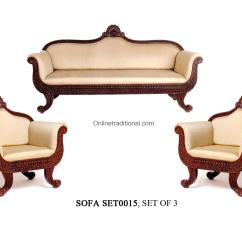 Latest Wooden Sofa Set Designs 2017 Slimline Double Bed Teak Wood Sets Traditional And Carving