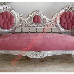Steel Sofa Set Online Chennai Where To Donate Old Silver Carved Wooden For Home Pearl Handicrafts