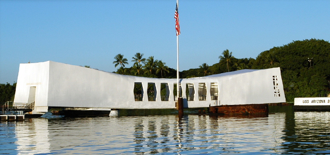Image result for pearl harbor memorial