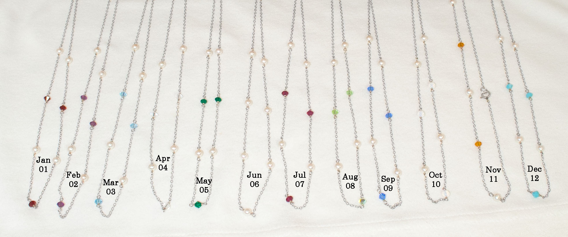 Children and Infant Pearl Jewelry