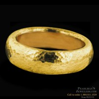Gurhan Jewelry 24K Pure Gold Mans Ring