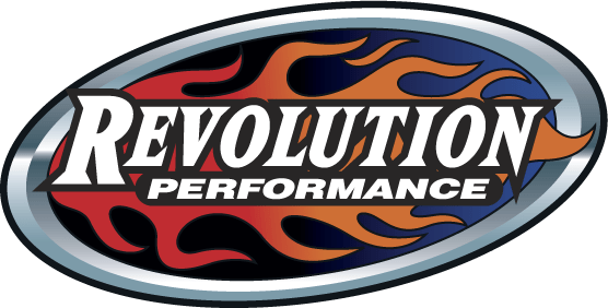 revolution performance logo