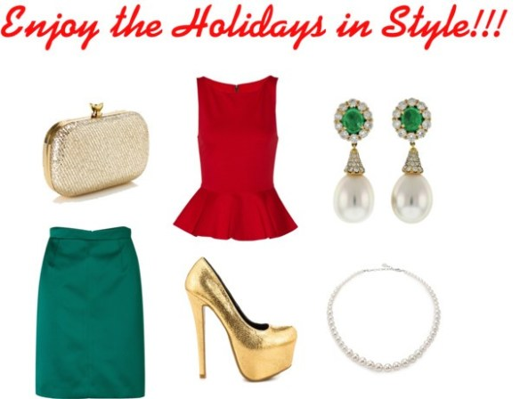 Enjoy the Holiday in Style!