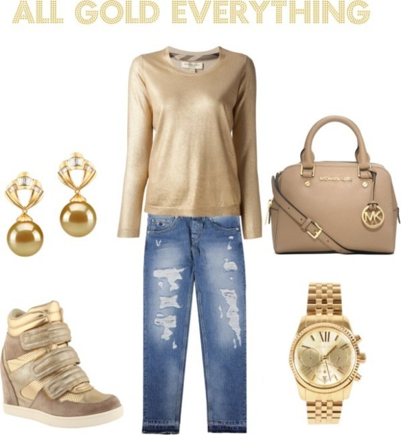 All Gold Everything!!!