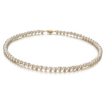 pearl necklace for young girls