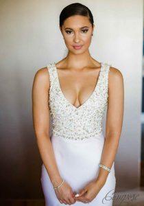 arcaro couture wedding dress
