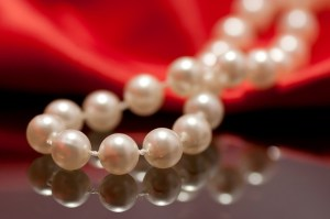 restringing pearls