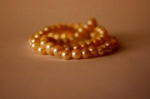 beautiful pearl color