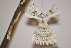 christmas pearl decoration