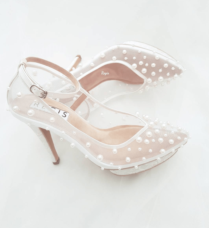 Beautiful Pearl Wedding Shoes 7 Tips On How To Pick The Perfect