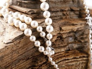 pearls during winter