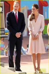 The Duke And Duchess Of Cambridge Tour Australia And New Zealand-Tag 17