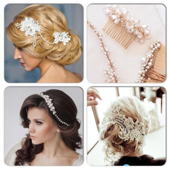 pearl hair accessories