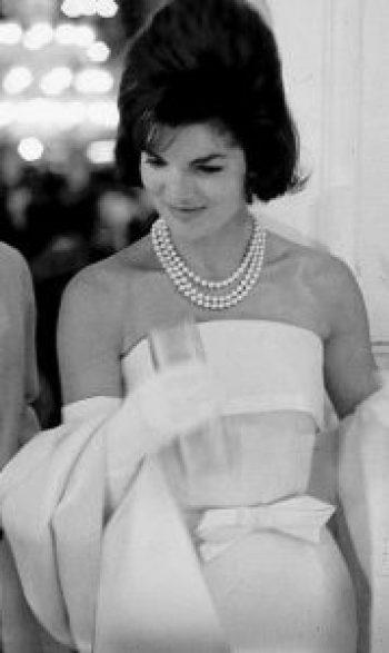 jackie kennedy pearls