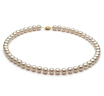 pearl necklace for young ladies