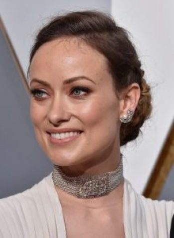 vintage pearl earrings olivia wilde