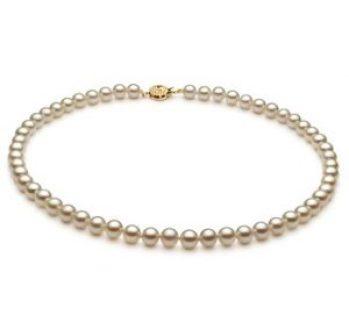 Akoya Perlen Halskette