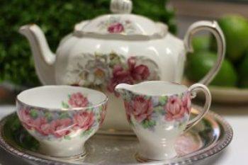 Tee-Set für den Muttertag