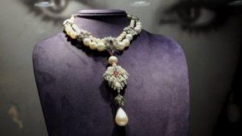 Die berühmte Perle der Welt