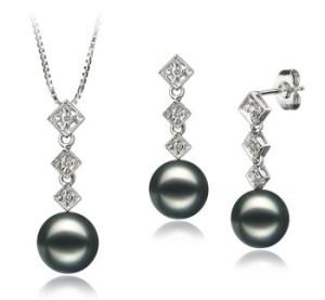 black pearl set