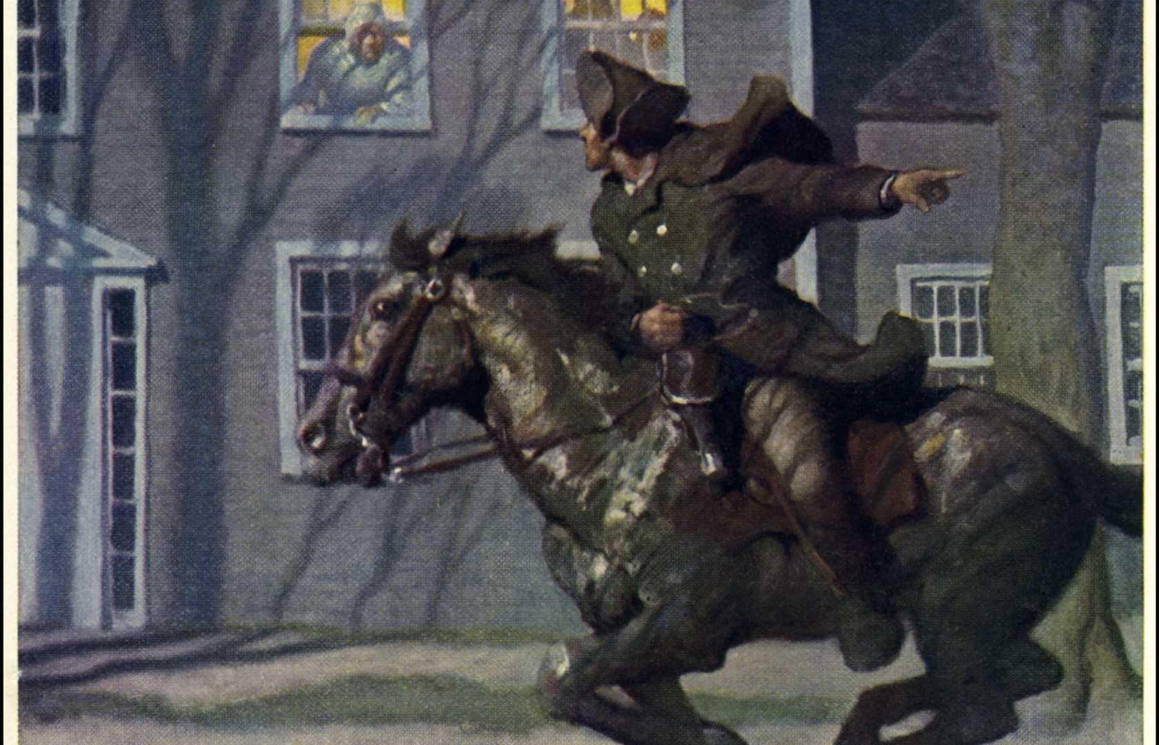 Paul Revere Paul Revere S Ride