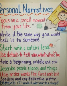 Anchor chart narratives also pearltrees rh