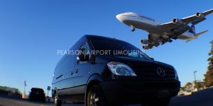 toronto airport shuttle service