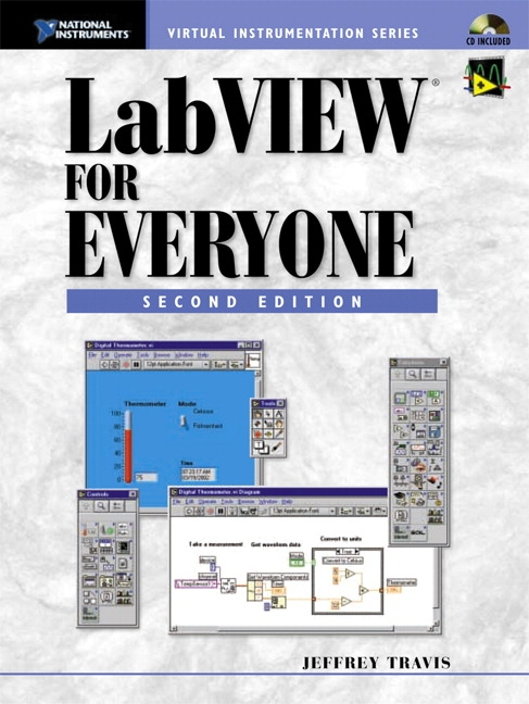 Travis  Kring LabVIEW for Everyone Graphical Programming Made Easy and Fun 3rd Edition  Pearson