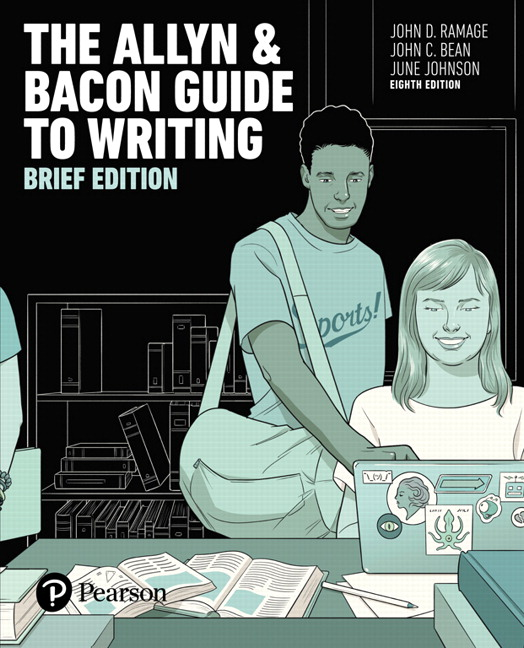 Ramage Bean & Johnson The Allyn & Bacon Guide To Writing Brief